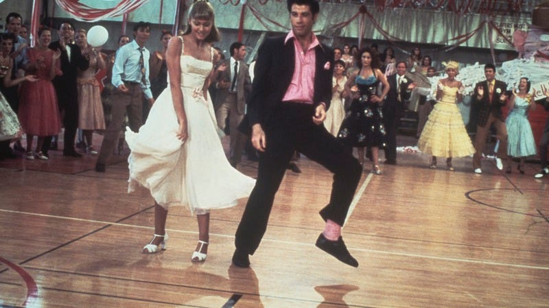 Grease (Photo: Paramount Pictures/Fotos International/Getty Images)