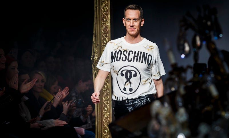 Illustration for article titled New Yorker Profiles Jeremy Scott, Leaves a Few Things Out