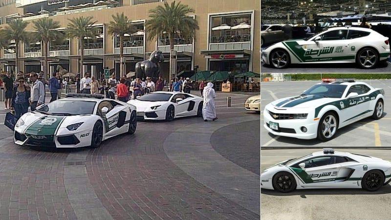 Progressive Dodge >> These Are The Crazy Cars Of The Dubai Police
