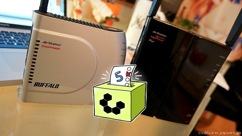 Illustration for article titled Five Best Home Wi-Fi Routers