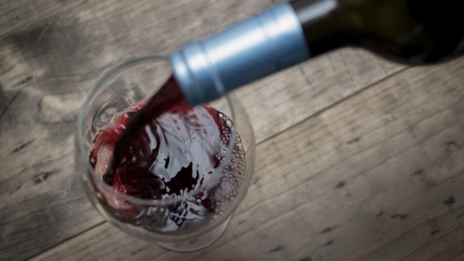 ¿Por qué tomar vino tinto? Encontramos el rey del paladar