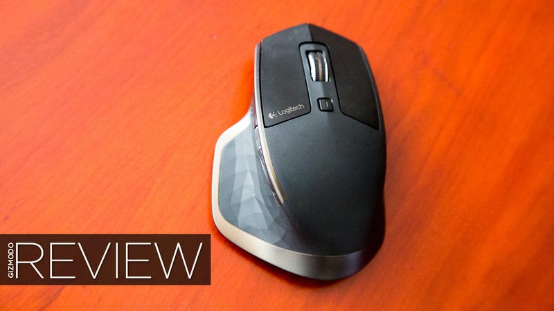 Illustration for article titled Logitech MX Master Review: The Best Mouse Got Better