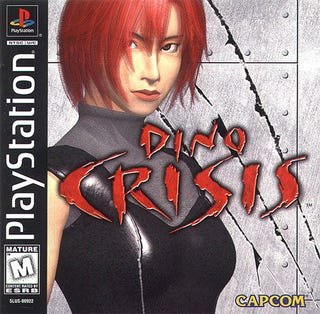 Illustration for article titled ESRB Rates Dino Crisis, More Resident Evil For PS3