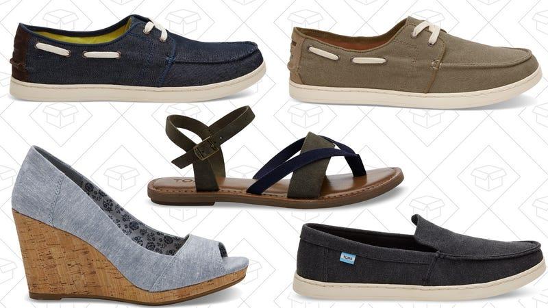 TOMS Summer Sale