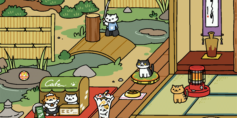 Illustration for article titled Neko Atsume Cats, Ranked