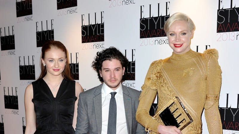 Illustration for article titled Serious Question: How Tall Is Kit Harrington?