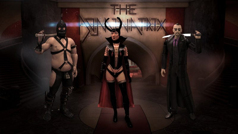Illustration for article titled Saints Row IV's Next DLC Stars An Evil Dominatrix