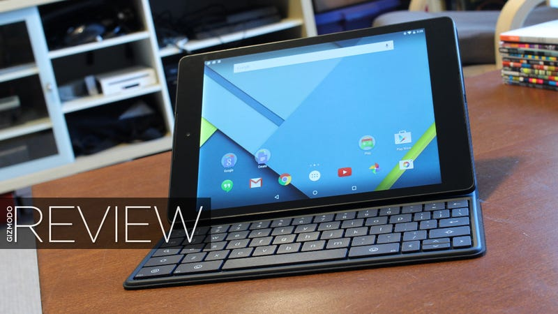Illustration for article titled Nexus 9 Keyboard Folio Review: Keys That Please
