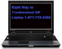 Illustration for article titled Right Way to Troubleshoot HP Laptop