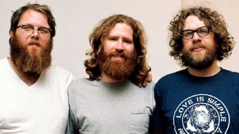 Illustration for article titled Phil Cook of Megafaun