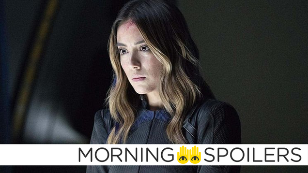 Chloe Bennet Teases Agents of SHIELD s  Rewarding End  for Daisy
