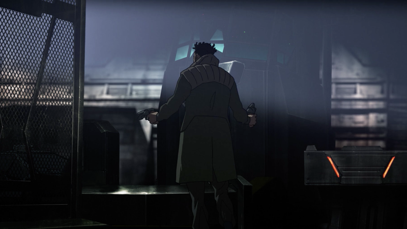 Illustration for article titled Blade Runner anime series in the works at Adult Swim from the creator of Cowboy Bebop