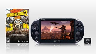 Illustration for article titled $200 Borderlands Vita Bundle Comes To The U.S. This Spring