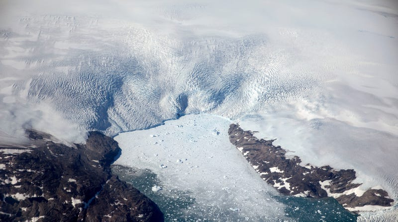 Europe's Heat Wave Threatens Record Melting of Greenland Ice Sheet
