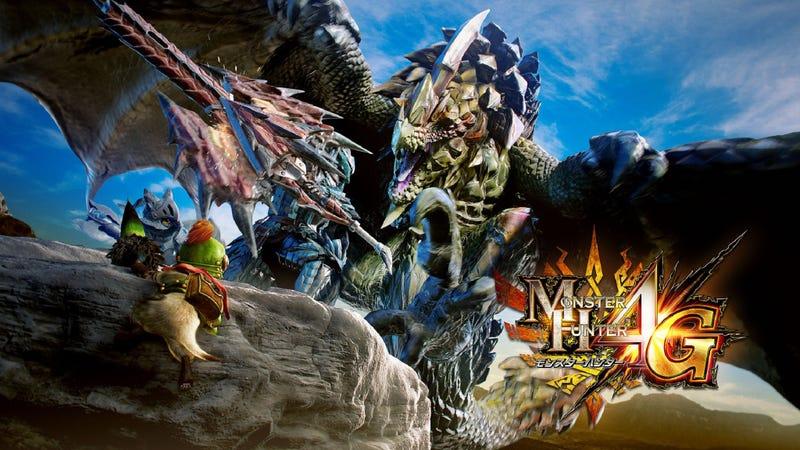 Illustration for article titled Monster Hunter Session Live at 5PM PST