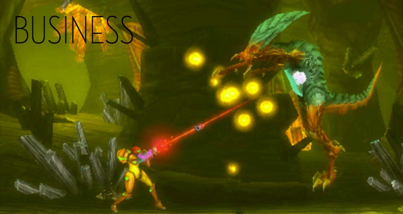 Illustration for article titled This Week In The Business: The Re-Making Of A Metroid
