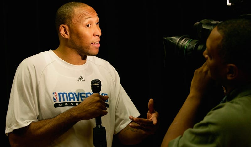 Illustration for article titled Shawn Marion Is Inexplicably Making A Reality Show Pilot