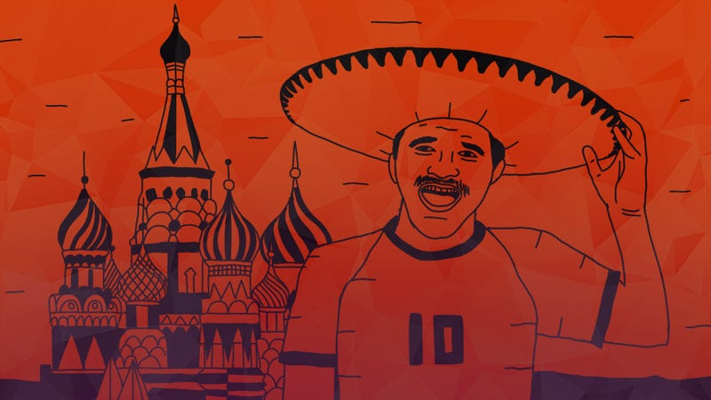 Illustration for article titled ¡Ehhhhh Putín! Por favor, paisanos, no hagan muchos 'osos'