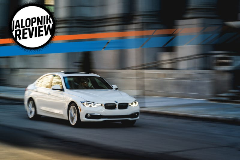 2017 BMW 330e Plug In Hybrid The Jalopnik Review