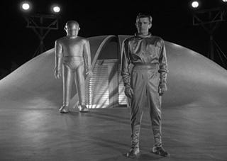 Illustration for article titled The Day the Earth Stood Still Remake Is Pure Sucky Evil