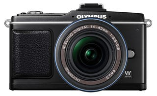 Illustration for article titled Olympus Firmware Update Brings Faster Autofocus to PEN Cameras
