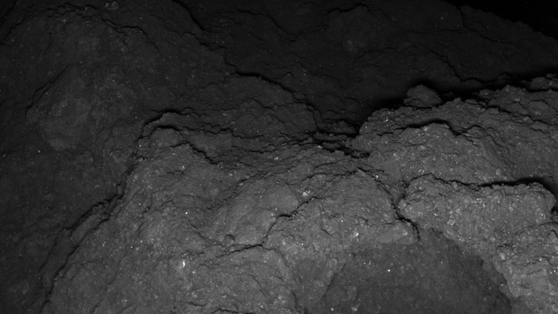 Unprecedented Close-Up View of Asteroid Shows Rocks That Look Surprisingly Familiar