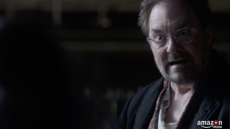 Illustration for article titled Stephen Root Will Play The Man in the High Castle's Titular Man