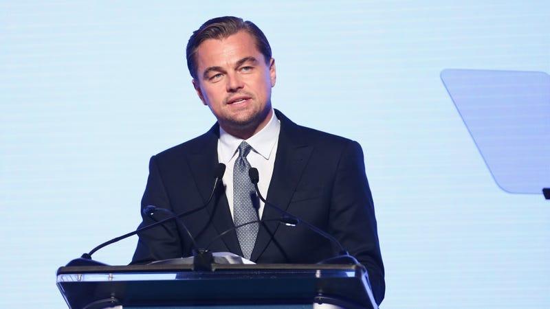 Illustration for article titled Leonardo DiCaprio might star in Guillermo del Toro's Nightmare Alley