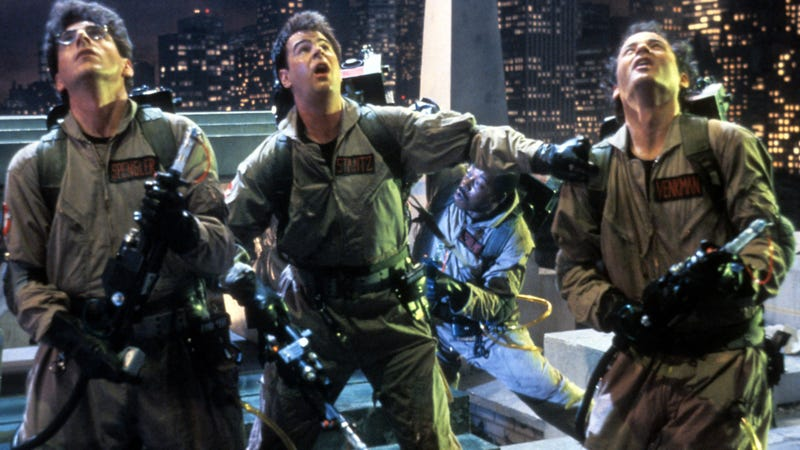 Illustration for article titled Ernie Hudson seems confident the original Ghostbusters will reunite in third film