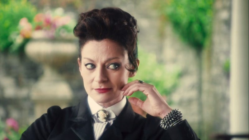 Illustration for article titled Doctor Who: Is the Missy Reveal Progressive or Patronizing?
