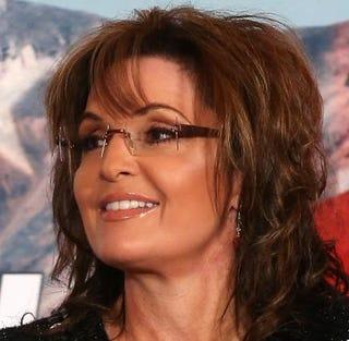 Sarah PalinFrederick M. Brown/Getty Images