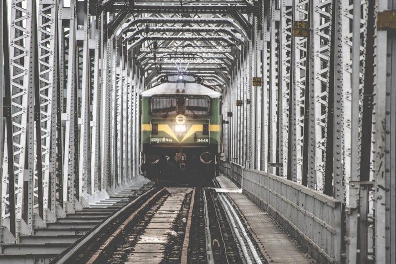 Illustration for article titled Egymással szemben álló vonatok