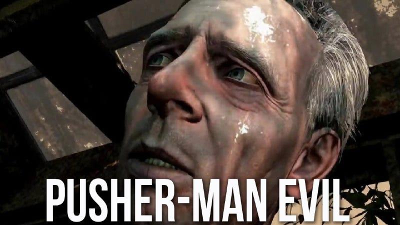 Illustration for article titled The Week in Evil DLC