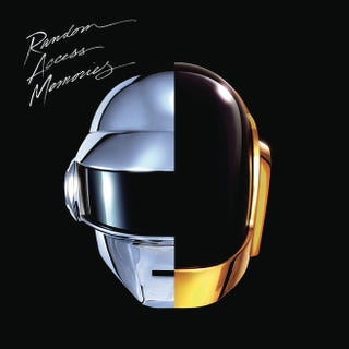 Illustration for article titled Daft Punk's New Album is Called Random Access Memories, Out May 21, Listed on iTunes