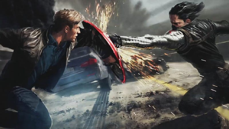 Illustration for article titled Why Can't Thor Just Call the Avengers for Help? Kevin Feige Explains