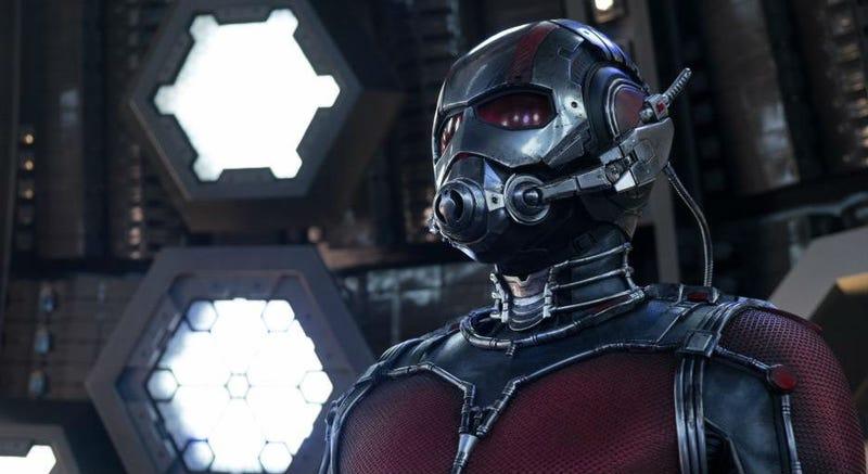Ant-Man, a movie Edgar Wright has never seen. Image: Disney