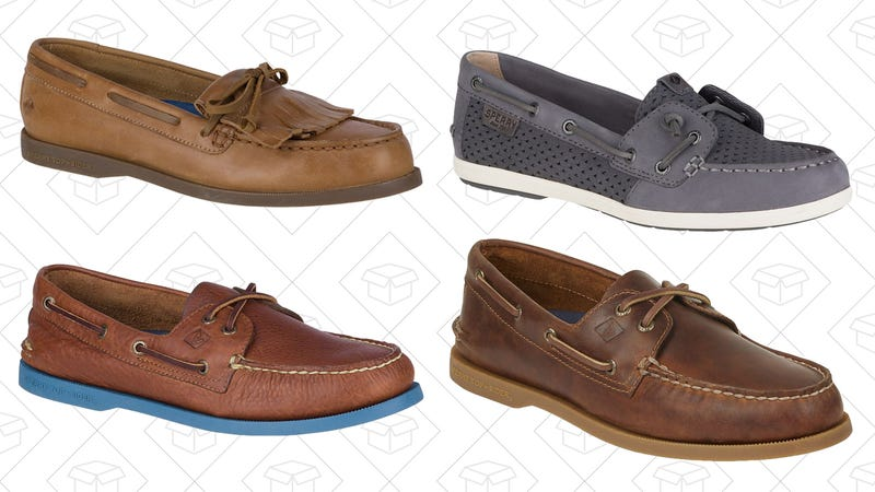$60 Sperry Boat Shoes