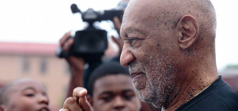 Illustration for article titled Report: Bill Cosby's New PR Offensive Will Blame Rape Accusations on Racism