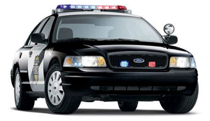 Ten Greatest American Police Patrol Cars - Police car