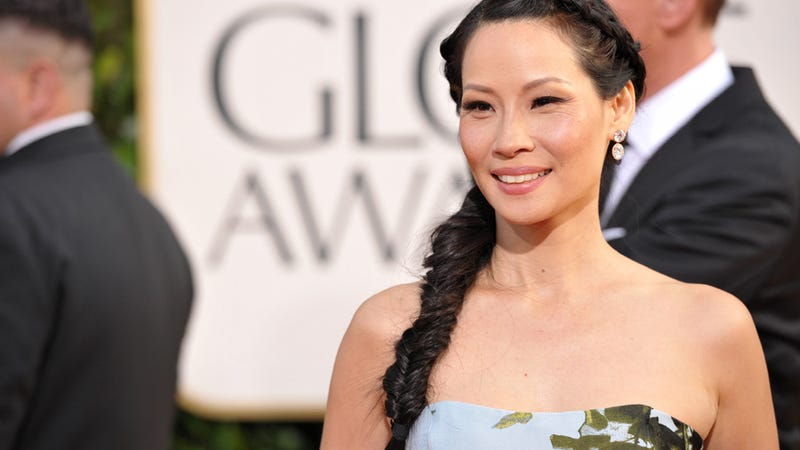 Illustration for article titled Lucy Liu: 'People See Sandra Bullock In a Romantic Comedy, But Not Me'