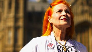 "Illustration for article titled Vivienne Westwood Says Punk Was ""Just A Marketing Opportunity"""