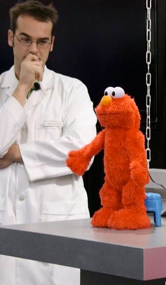Illustration for article titled Elmo Live Available for Pre-Order, $60 If You Love Your Children