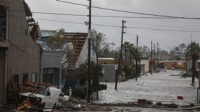 AT&T Uses Supercomputer to Map Out How Climate Change Will Destroy Its Networks