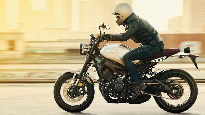 2016 Yamaha XSR900 The Yamahas Sport Naked Just Got A Whole Lot More Stylish