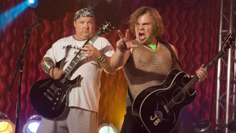 Illustration for article titled Tragically Non-Baked Case File #158: Tenacious D In The Pick Of Destiny
