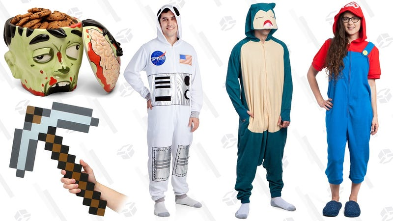 50% Off Costumes and Halloween Decorations | ThinkGeek