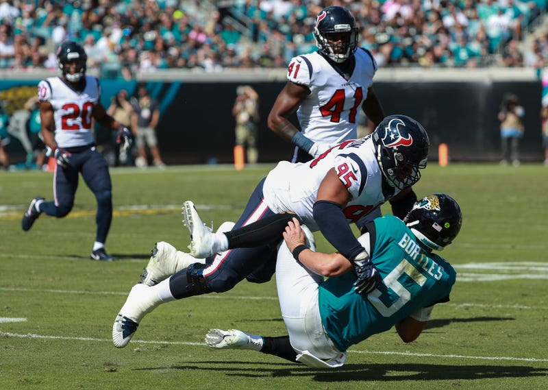084ee42a Blake Bortles Gets Benched, And The Jaguars Are Tumbling