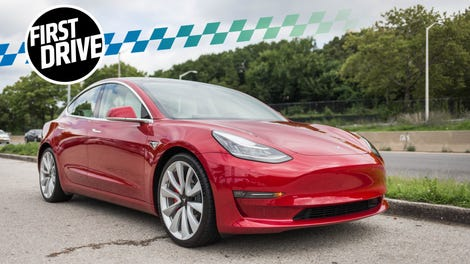 The 2018 Tesla Model 3 Long Range Is the Perfect Mix of