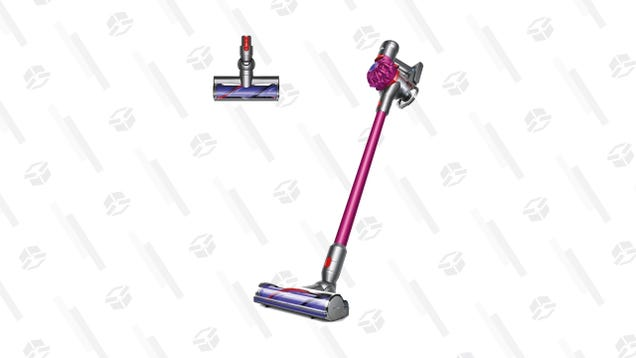 Cut the Cord on Cleaning: Dyson s V7 Origin Is $150 off at Newegg