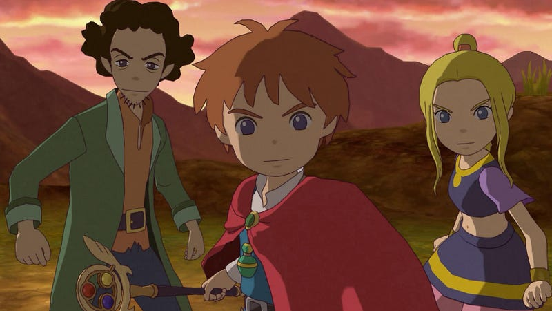 Illustration for article titled Everything You Need To Know About Ni no Kuni Remastered